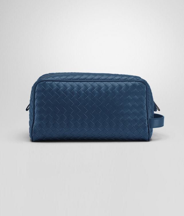 BOTTEGA VENETA Électrique Intrecciato VN Toiletry Case Other Leather Accessory U fp