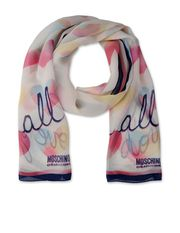MOSCHINO CHEAP AND CHIC Scarf D f