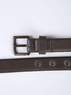 DIESEL BICUBE Belts U e