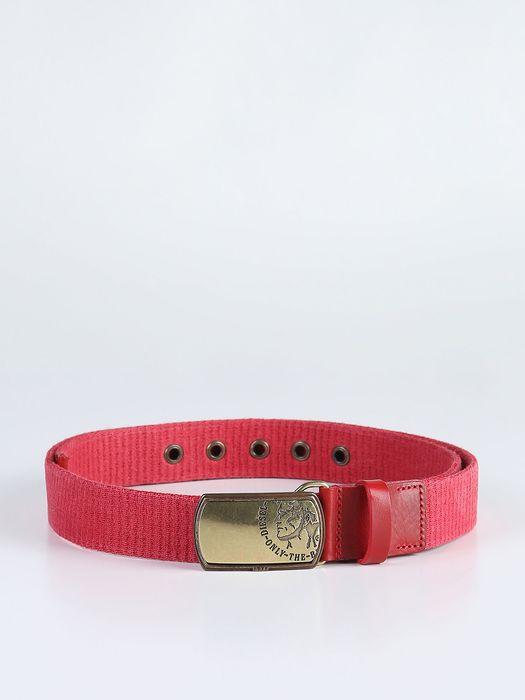 DIESEL BISPOTI Belts U f