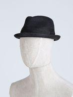 DIESEL CEVERYUN Caps, Hats & Gloves U f