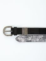 DIESEL BLACK GOLD BUSTY-REVERSIBLE Belts U e