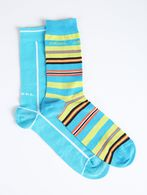 DIESEL SKM-RAY-TWOPACK Socks & Hosiery U f