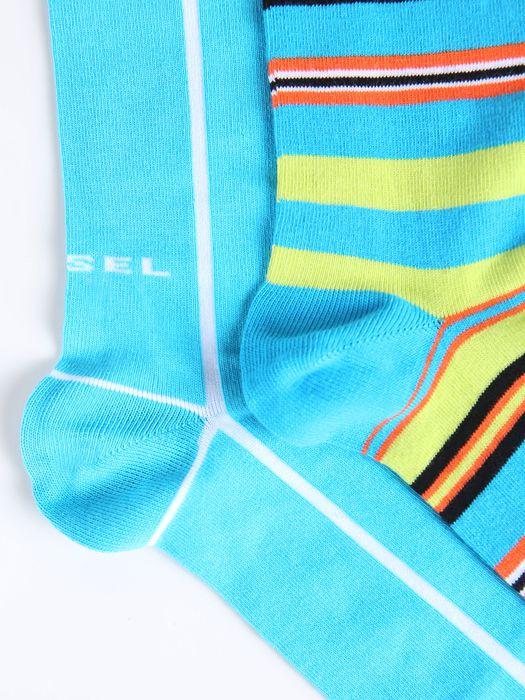 DIESEL SKM-RAY-TWOPACK Socks & Hosiery U e