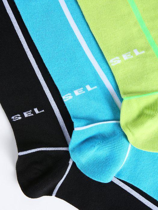 DIESEL SKM-RAY-THREEPACK Calze e calzini U e