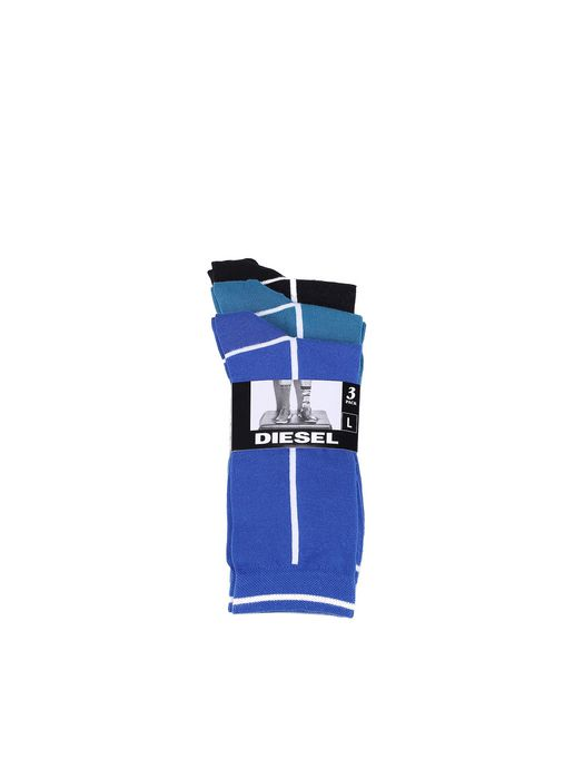 DIESEL SKM-RAY-THREEPACK Socks & Hosiery U a