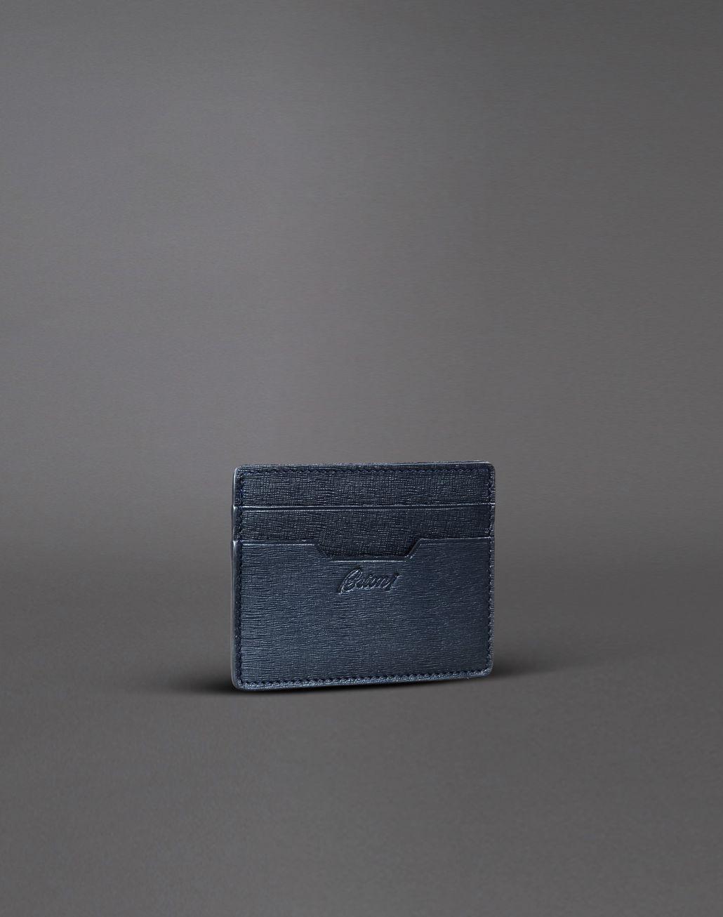BRIONI 4CC SIMPLE CARD CASE  Leather Goods U d