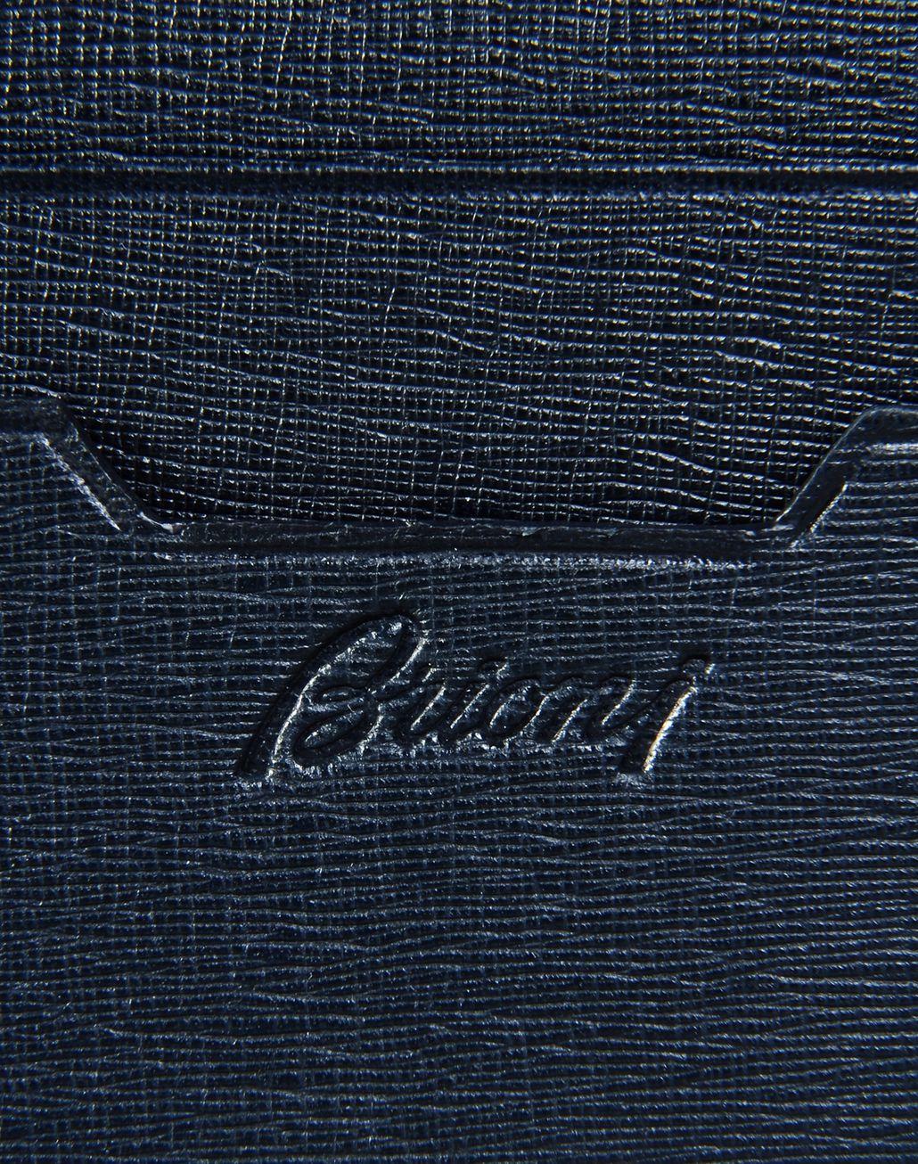 BRIONI 4CC SIMPLE CARD CASE  Leather Goods U e