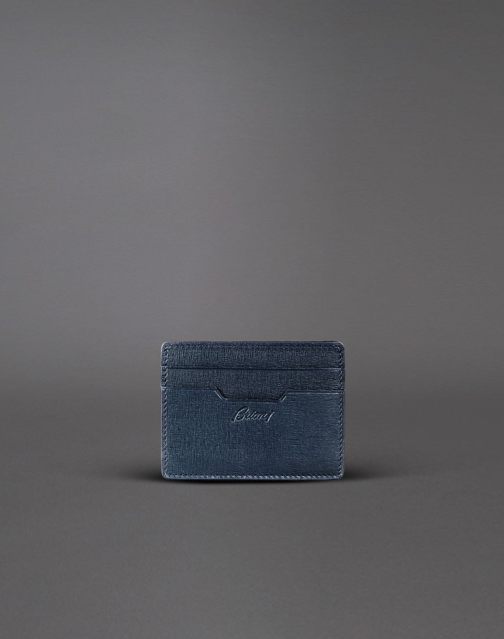 BRIONI 4CC SIMPLE CARD CASE  Leather Goods U f