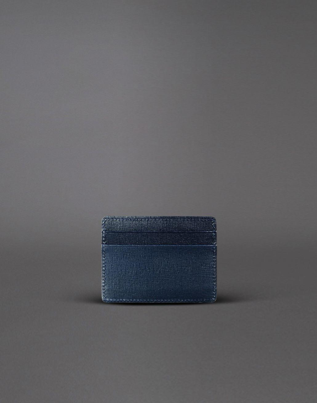 BRIONI 4CC SIMPLE CARD CASE  Leather Goods U r