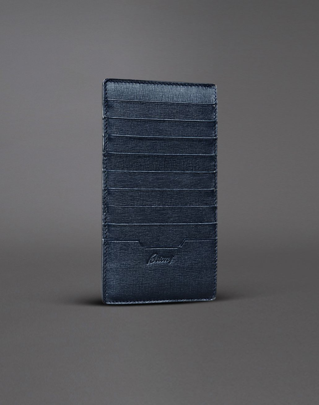 BRIONI CREDIT CARD HOLDER   Leather Goods U d