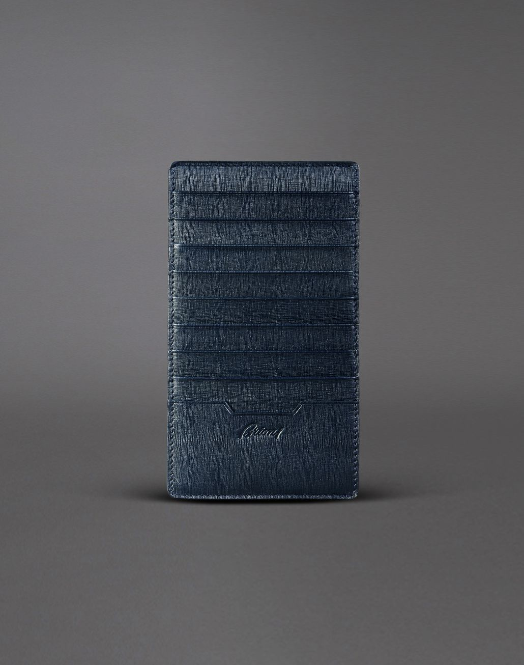 BRIONI CREDIT CARD HOLDER   Leather Goods U f