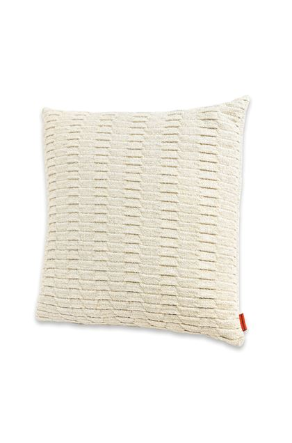 MISSONI HOME LEIGH CUSHION Sand E - Back