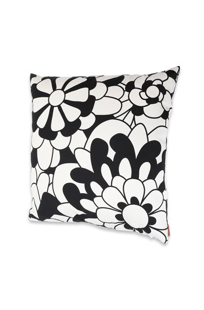 MISSONI HOME 16x16 in. Cushion Black E - Back