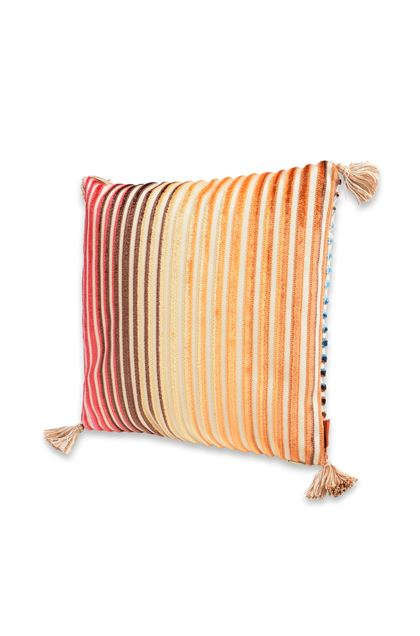 MISSONI HOME JACARANDA CUSHION  Beige E - Back