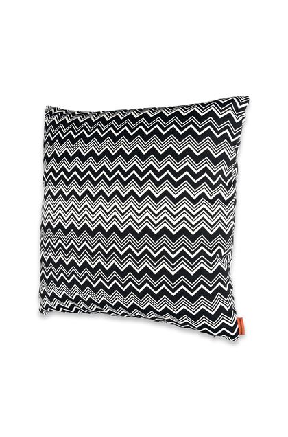 MISSONI HOME TOBAGO CUSHION Black E - Back