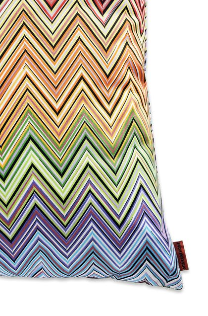 MISSONI HOME JARRIS ПОДУШКА Фиолетовый E - Передняя сторона