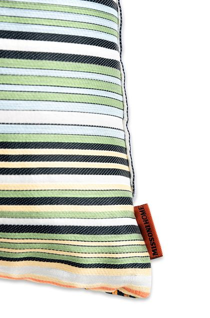 MISSONI HOME CLAREMONT CUSHION Purple E - Front