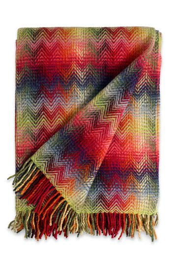 MISSONI HOME Plaid E MONTGOMERY THROW m