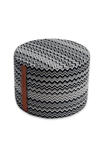 MISSONI HOME 16x16 in. Cushion E RAINBOW CUSHION m