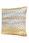 MISSONI HOME JARRIS CUSHION 24x24 in. Cushion E m