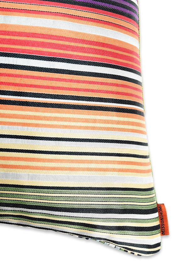 MISSONI HOME 24x24 in. Cushion E, Rear view