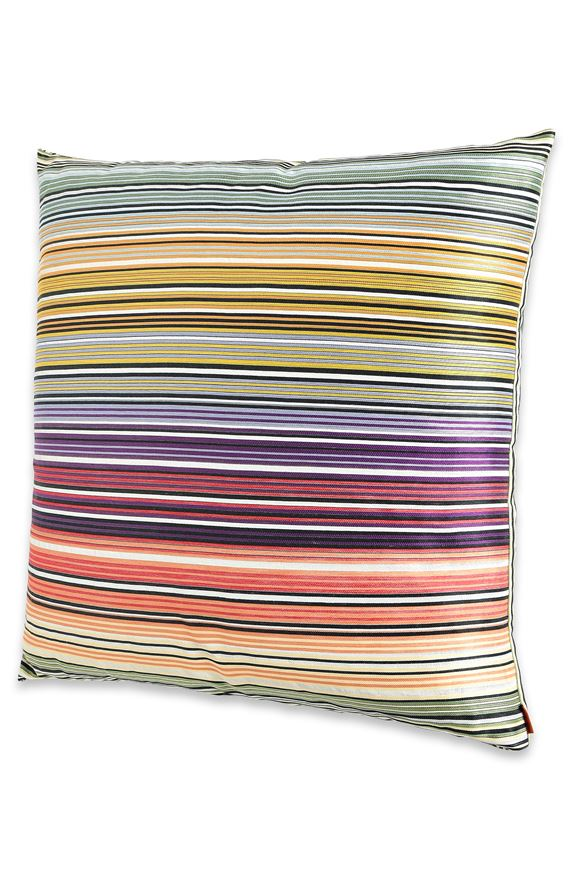 MISSONI HOME 24x24 in. Cushion E, Frontal view