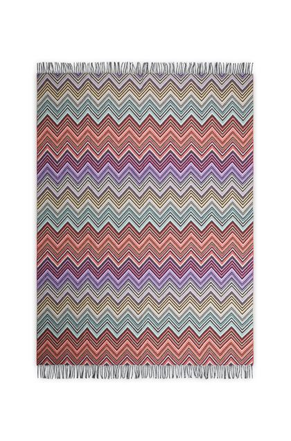 MISSONI HOME PERSEO ПОДУШКА Светло-зелёный E - Обратная сторона