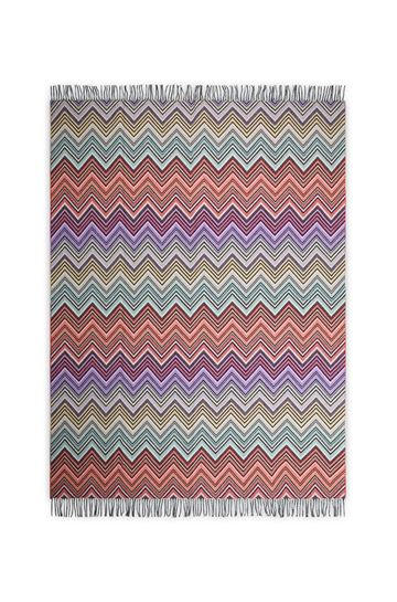 MISSONI HOME Plaid E SIMONE THROW m