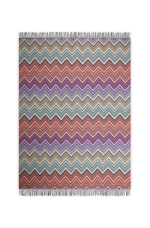 MISSONI HOME PERSEO THROW E, Frontal view