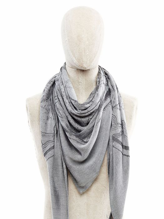 DIESEL BLACK GOLD SCAR-CONSTELLATIONMA Scarf & Tie U f