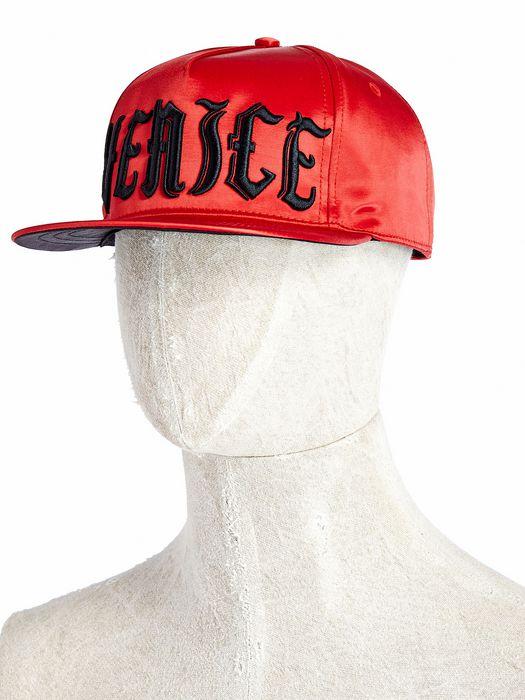 DIESEL CHIRAGHIN Caps, Hats & Gloves U f