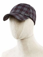 DIESEL CEVRAY Caps, Hats & Gloves U f