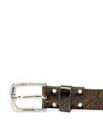 DIESEL BACRAK Belts U e
