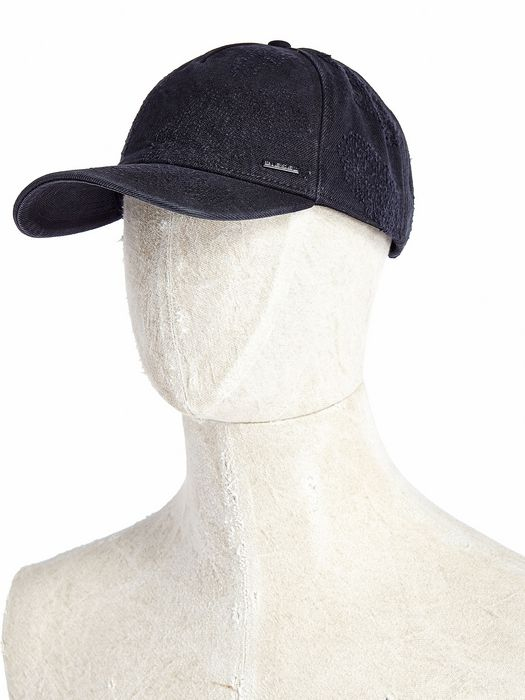 DIESEL CASTROYD Caps, Hats & Gloves U f
