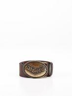 DIESEL BISALLO Belts U f