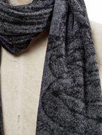 DIESEL BLACK GOLD SCAR-LONGCONSTELMAP Scarf & Tie U e