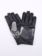 DIESEL BLACK GOLD GLO-TYM Caps, Hats & Gloves U f