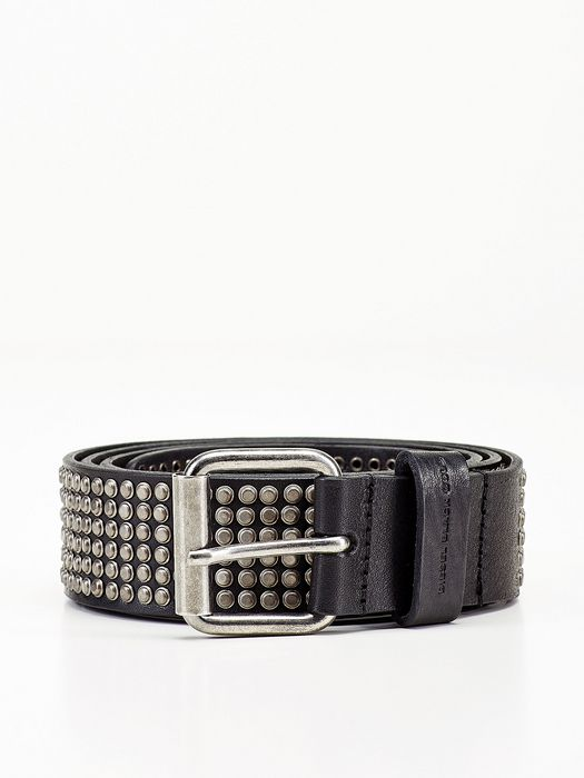 DIESEL BLACK GOLD BENJAMIN-A Belts U f
