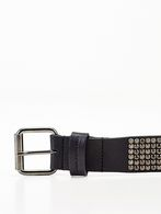 DIESEL BLACK GOLD BENJAMIN-A Belts U e