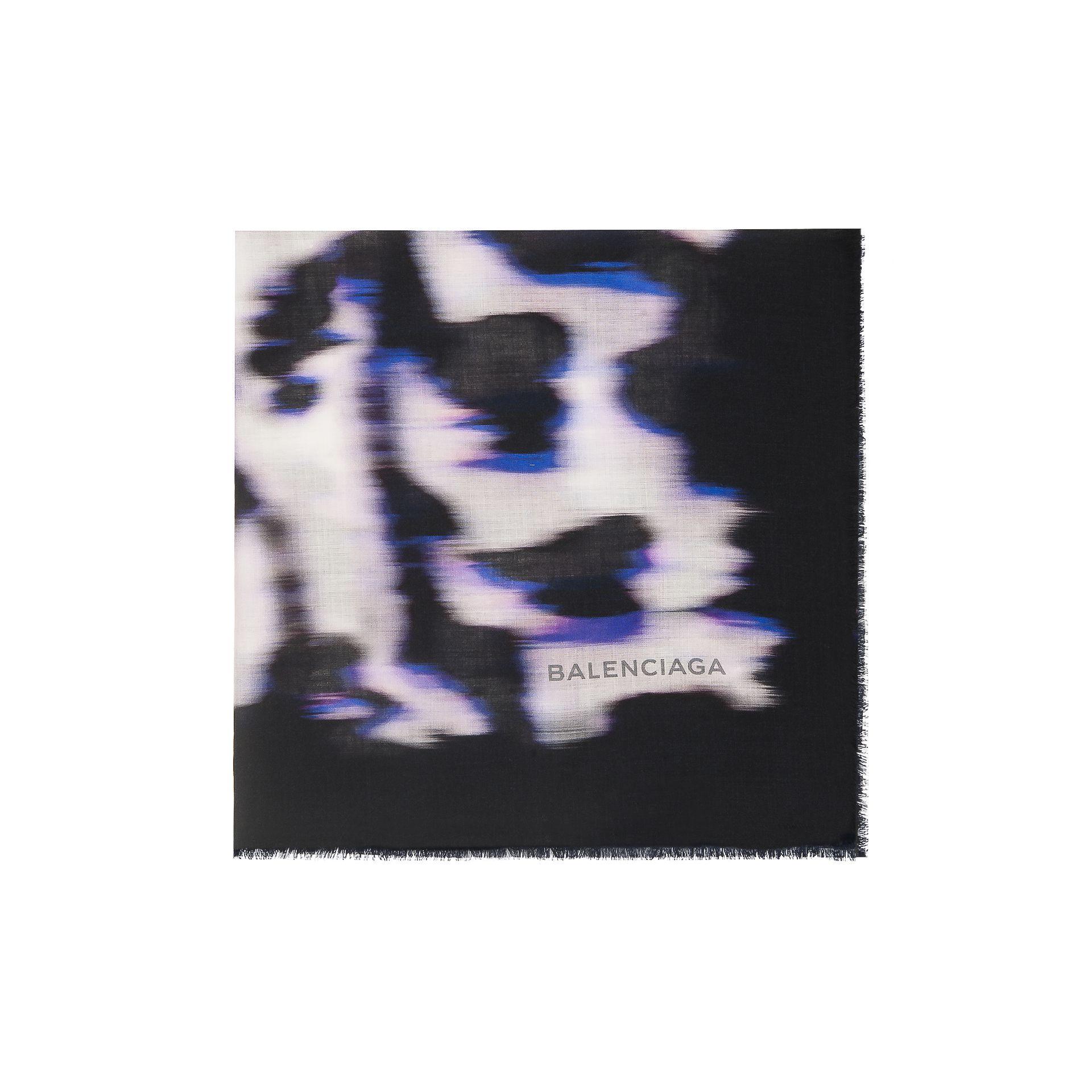 "BALENCIAGA Balenciaga Foulard ""Dizzy Flower Zoom"" Foulard & Sciarpe D f"