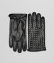 BOTTEGA VENETA NERO NAPPA GLOVE Scarf or other Man fp