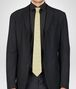 BOTTEGA VENETA TIE IN CITRON DARK GREEN SILK Tie U rp