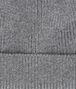 BOTTEGA VENETA Ardoise Melange Merinos Wool Hat Scarf or Hat or Glove U ap