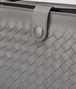 BOTTEGA VENETA MULTIFUNKTIONALES ETUI AUS KALBSLEDER IN NEW LIGHT GREY MIT INTRECCIATO-DETAILS Kleine Tasche U lp