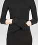 BOTTEGA VENETA GLOVE IN NERO WOOL Scarf or other D rp