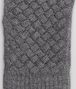 BOTTEGA VENETA Anthracite Wool Gloves Scarf or other D ap