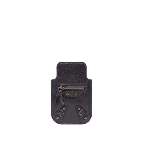 BALENCIAGA Tech accessories D Balenciaga Classic Smart Phone Pouch f