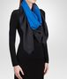 BOTTEGA VENETA Royal Blue Wool Scarf Scarf or other D rp