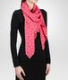 BOTTEGA VENETA FOULARD IN MAGENTA PINK SILK Scarf or other D rp